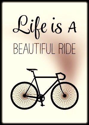 Pin Von Dorie Auf Fahrrad Mit Bildern Fahrrad Zitate