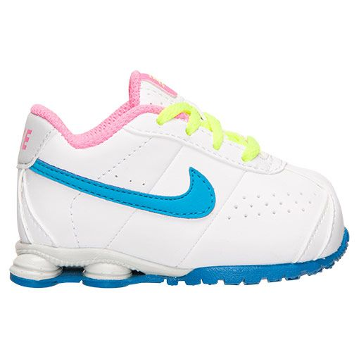 Girls' Toddler Nike Shox Classic Running Shoes - 685840 146 | Finish Line