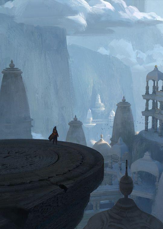 Atmospheric Fantasy Artworks