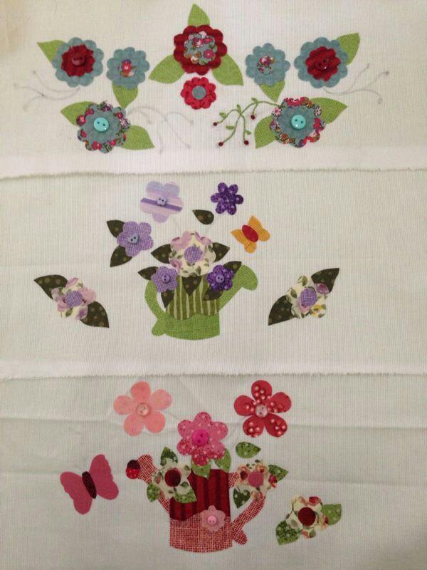 Flores para bordar lia bordados