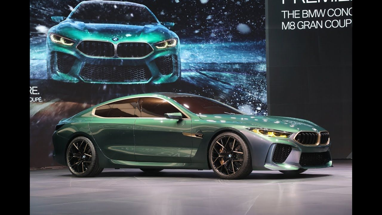 Futureistic Review 2019 Bmw M8 Gran Coupe Exterior And Interior