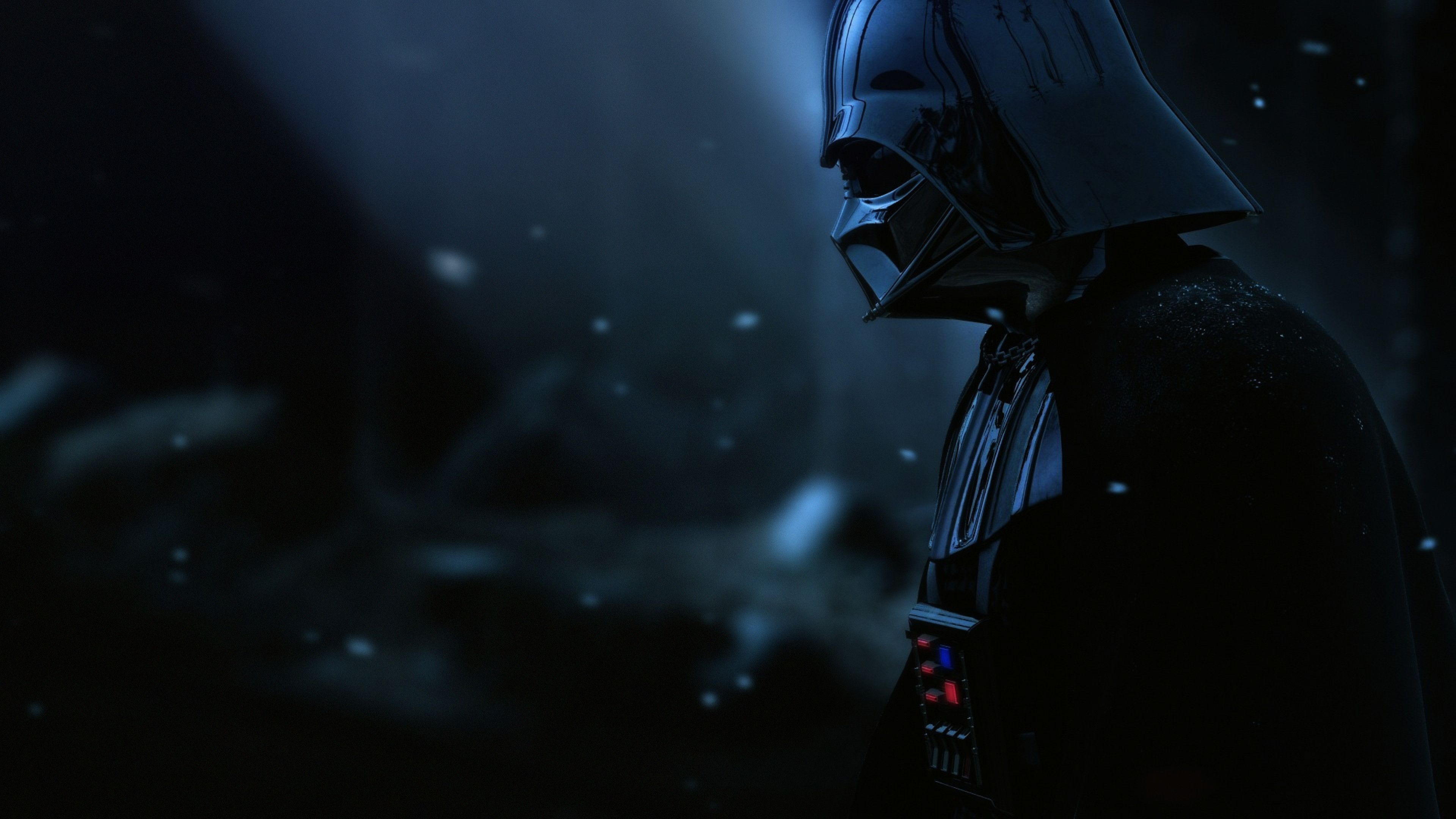 I Slightly Tweaked A 4k Wallpaper Of Darth Vader Wallpapers