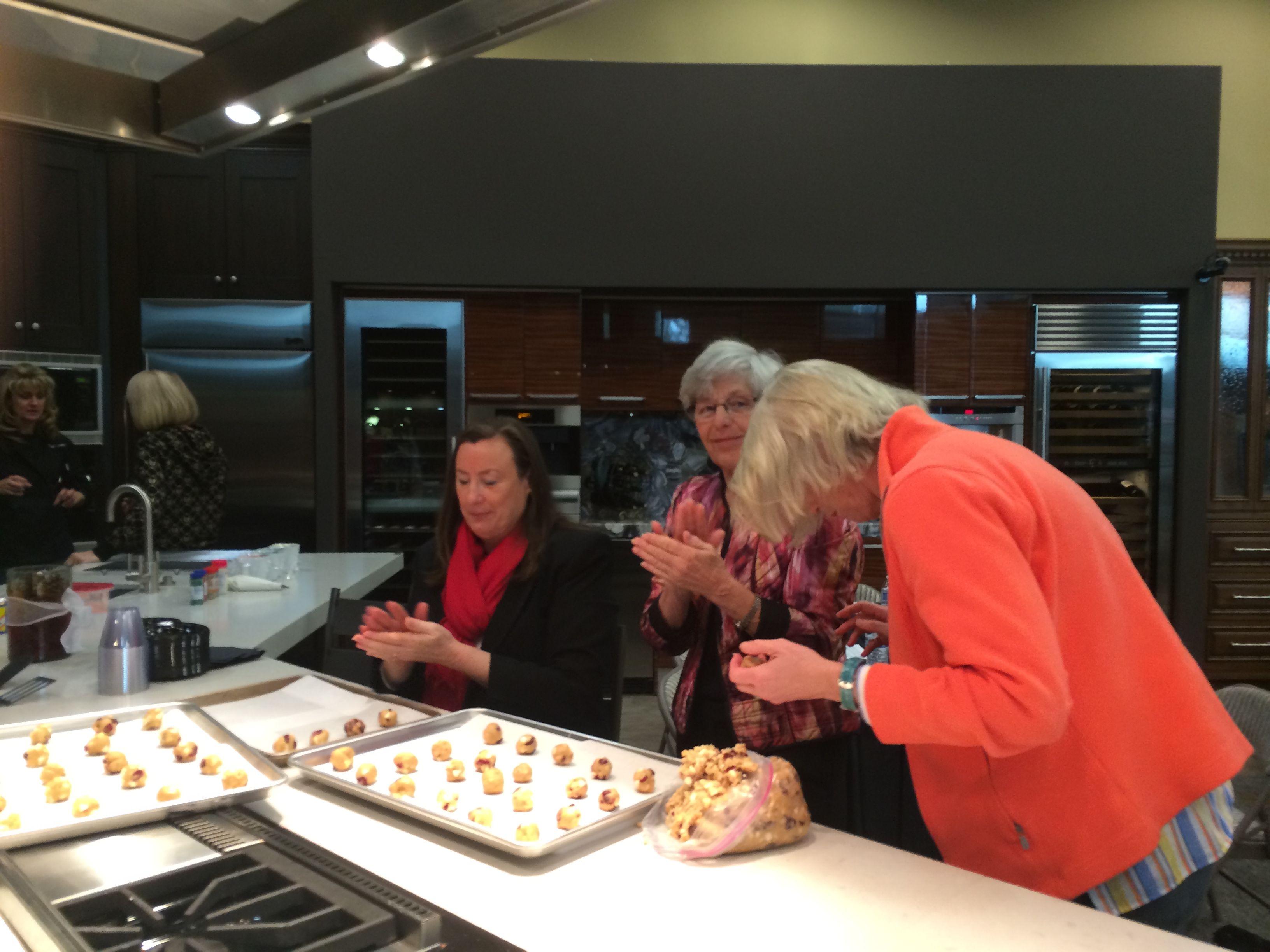 Perfect Cookie Event With Sub Zero/Wolf In Westar Kitchen U0026 Bath Scottsdale