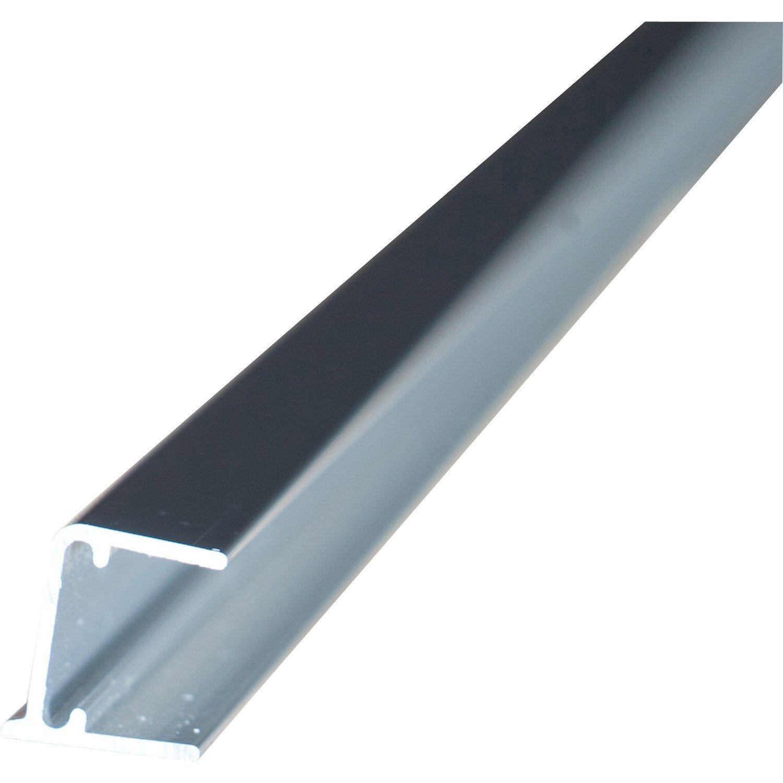 Profil Obturateur Pour Plaque Ep 16 Mm Aluminium L 1 M Dhaze Obturateur Profil Produits