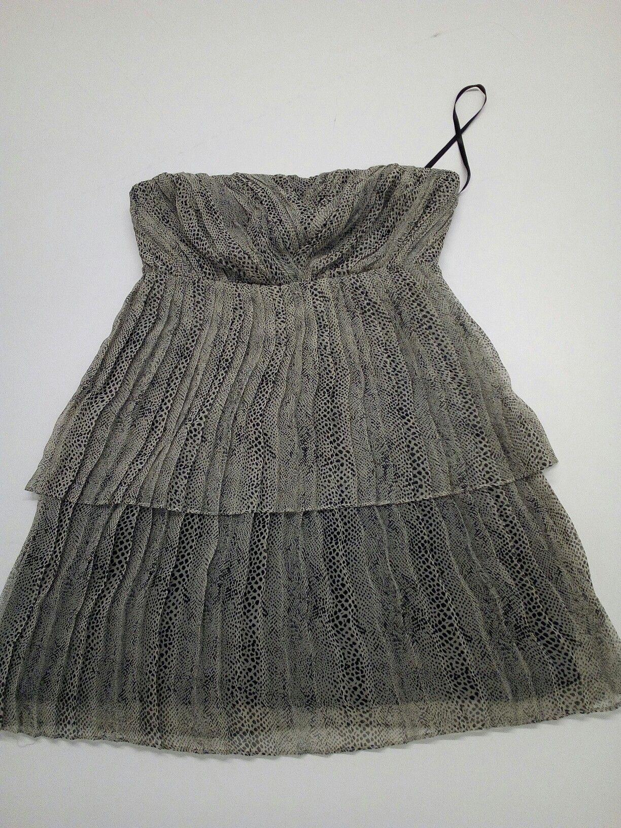Vestido de pliegues en sea y organza vestidos pinterest