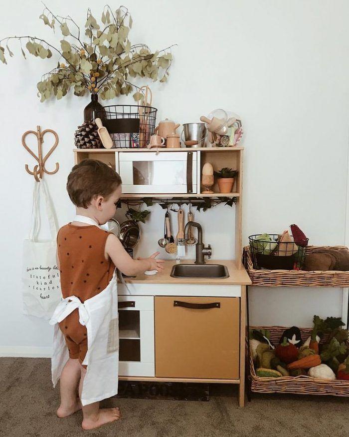 Decoraci n montessori para las habitaciones infantiles for Decoracion habitacion infantil montessori