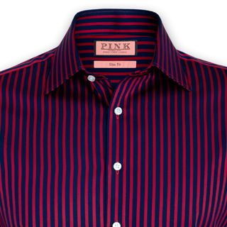 Thomas Pink mens shirt blue and pink | Threads | Pinterest | Pink ...