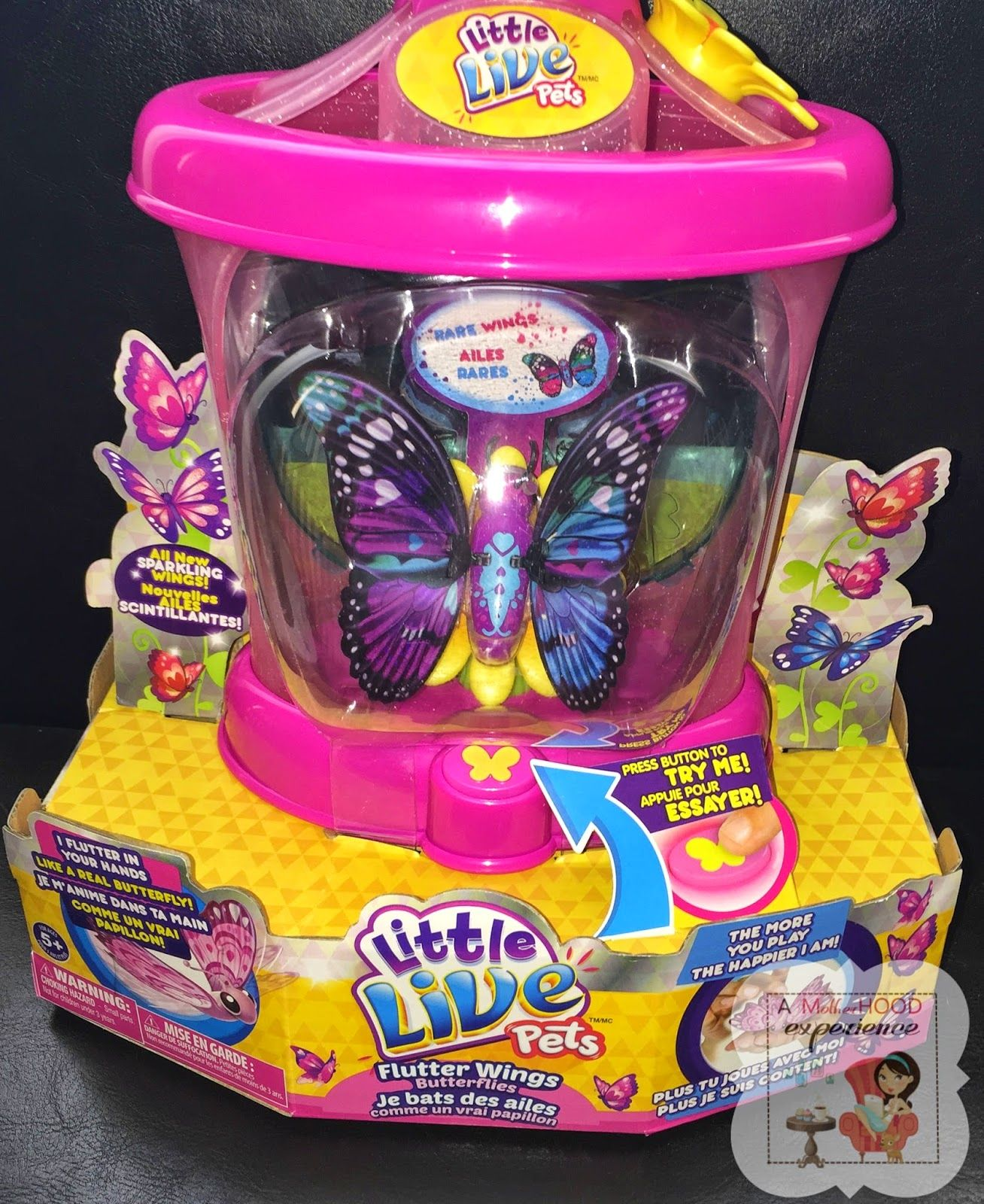 Talking Birds Owls And Butterflies Oh My Little Live Pets Fly In For Summer Fun Little Live Pets Xmas Toys Pets