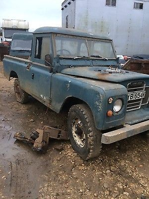 eBay: land rover defender barn find #cliccars #cars ukdeals ...