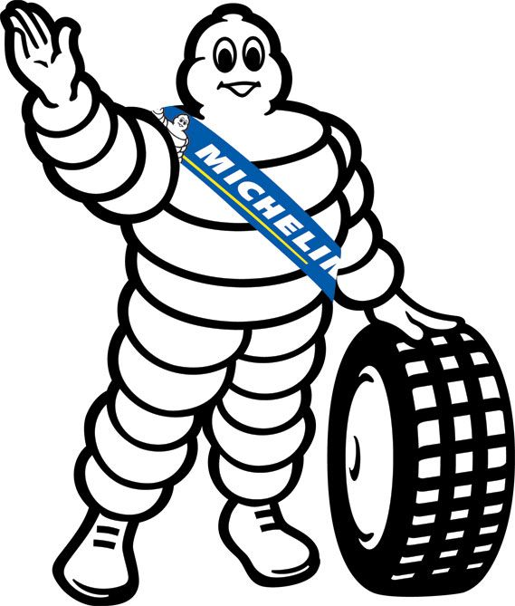 how the michelin man logo came to be 1970 Dodge Charger legend has it edward noticed a pile of tyres on the michelin stand and mented to his brother that with arms it would make a man