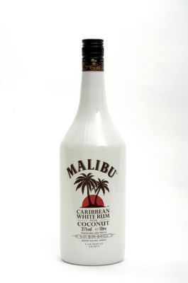 Malibu Coconut Rum I Had Some Of This With Coke Last Night It Was