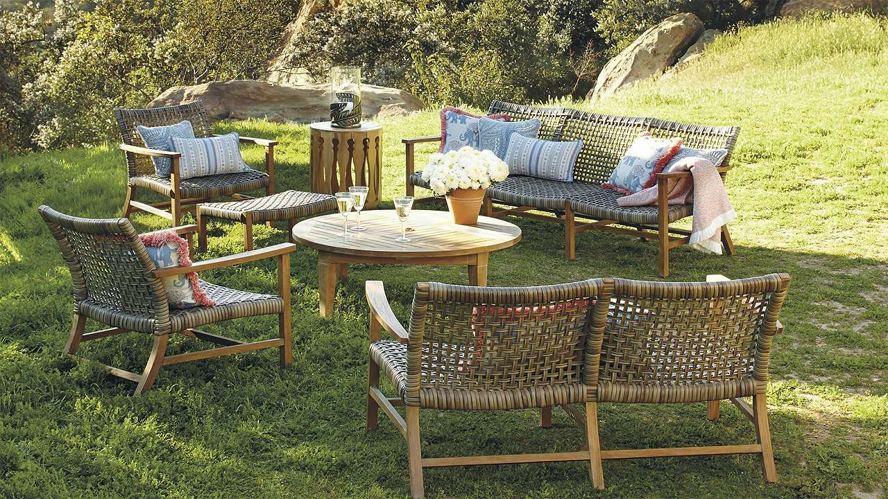Isola Seating Luxury Outdoor Furniture Outdoor Furniture Small