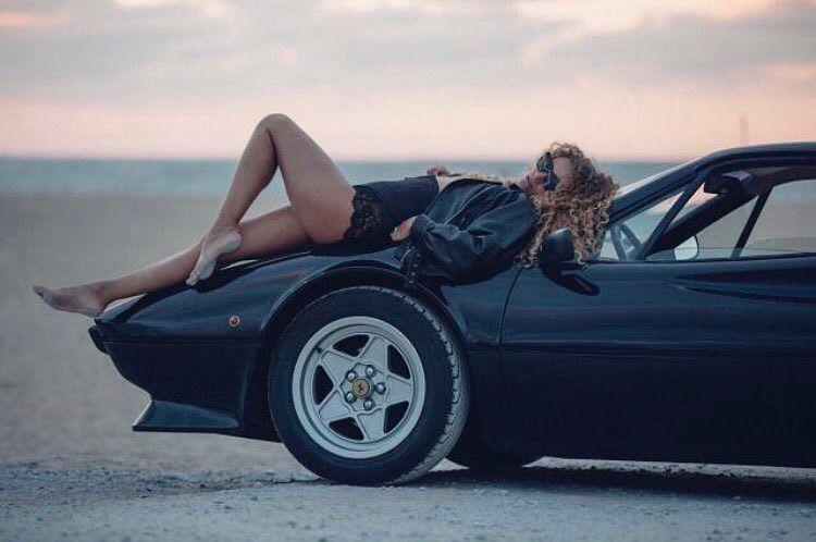 """4,553 mentions J'aime, 10 commentaires - Car&Vintage® (@car_vintage) sur Instagram: """"• Summer Time. Ferrari 308 GTB • www.carandvintage.com By @vinceperraud #CarVintage  #art #summer…"""""""