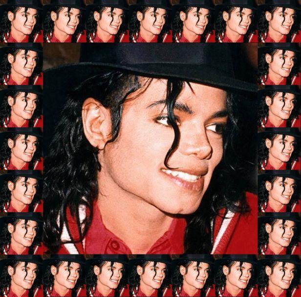 <3 Michael Jackson <3 - one of mine that I did entirely on my new Photo Shop Elements program that Santa got me. :) - Keri