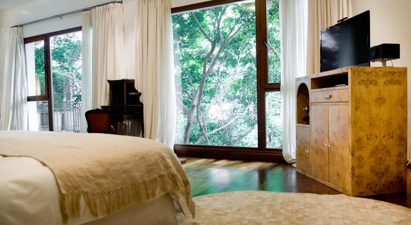 Hub Porteño, Bedroom
