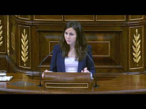 Ione Belarra En La Sesión De Control Al Gobierno El 1 De Febrero Que Es La Democracia Thing 1 Gobierno