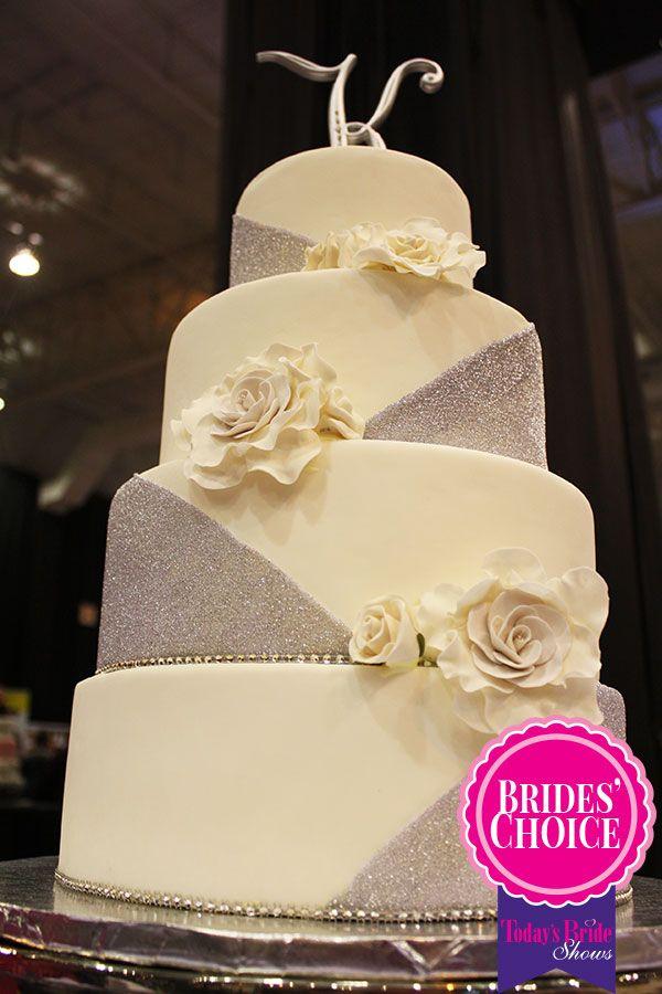 Kathy\'s Cakery - Third Brides\' Choice Award as seen at the Today\'s ...