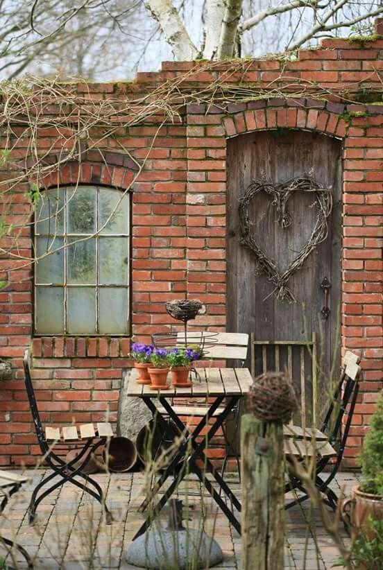 Photo of / Ruin wall for the garden / – garden design ideas