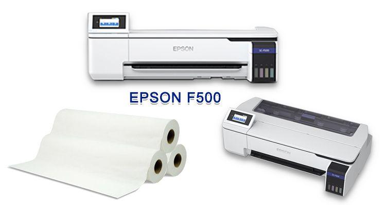 Epson F500 Printer