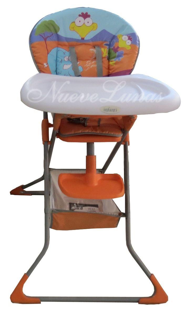 1d2fbda5e silla de comer infanti plegable economica bandeja regulable | eliel ...
