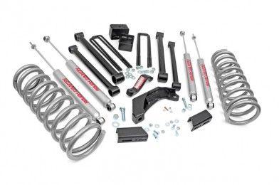 5in Dodge Suspension Lift Kit 94 99 Ram 1500 4wd Ram Trucks Accessories Lift Kits Dodge