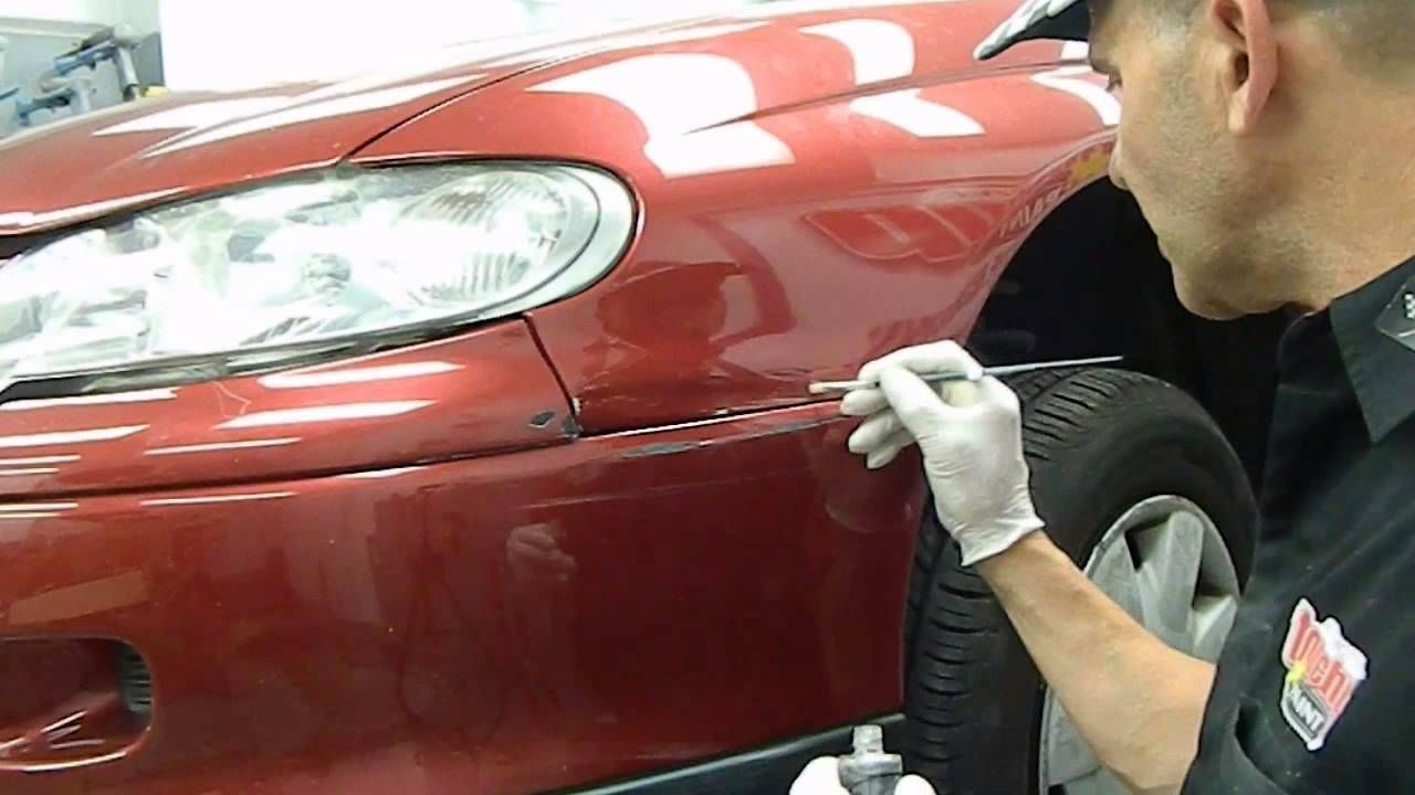 Car Paint Scratch Repair How To Fix Those Scratches On Your Car In Just A  Few