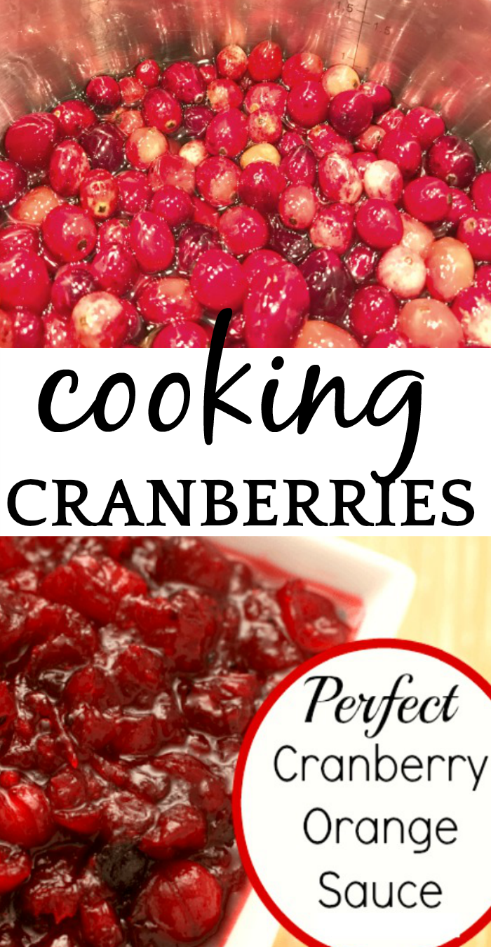 Best Ever Easy Cranberry Sauce Recipe #Thanksgiving #CranberrySauce #HolidaySide #Cranberries #homemadecranberrysauce #cranberrysauce