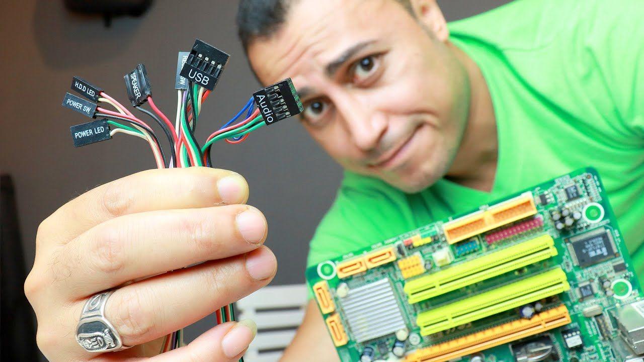 التوصيلات الداخلية للكمبيوتر شرح تفصيلي للمبتدئين Screwdriver Tools