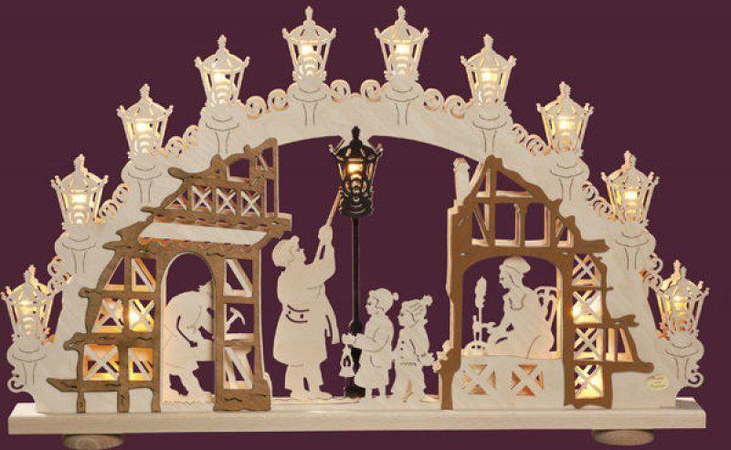 Weihnachtsbeleuchtung Lichterbogen.Saico Lichterbogen Lampenmann 3d Christmas Clip Art Lichterbogen
