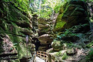 Witches Gulch- Wisconsin Dells