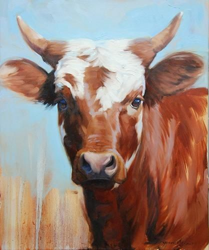 1000+ images about Art on Pinterest | Western art, Cattle and ...