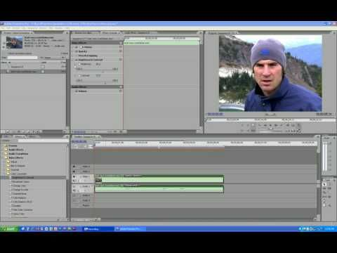 adobe premiere cs3 colour correction tutorial filmmaking rh pinterest co uk Adobe Premiere Pro CS6 Adobe Premiere Pro CS3
