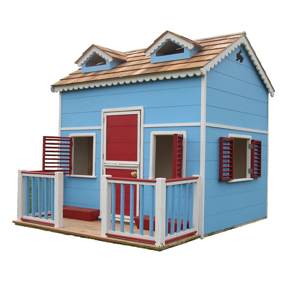 Custom Playhouses Are Great For Kids