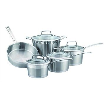 Hampton Mason Signature Series Cookware Set 5 Piece Cookware