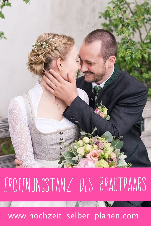 Eroffnungstanz Des Brautpaars Hochzeit Braut Hochzeit Brauche