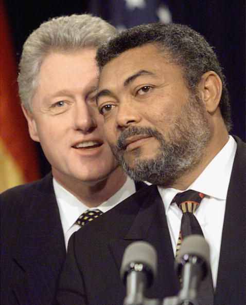 Jerry Rawlings Pictures And Photos | Rawlings, Retouching ...