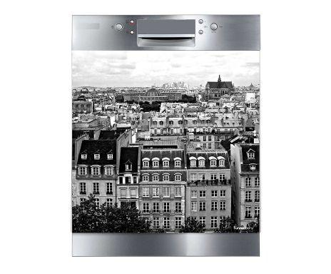 Copri lavastoviglie in flessibile 60x60 cm