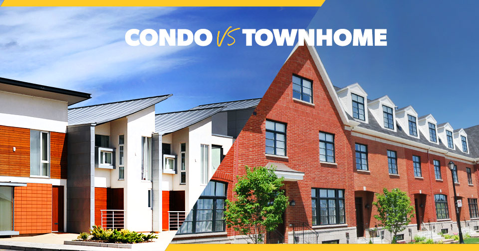 Condos Vs Townhomes What S The Difference Homeownersinsurance