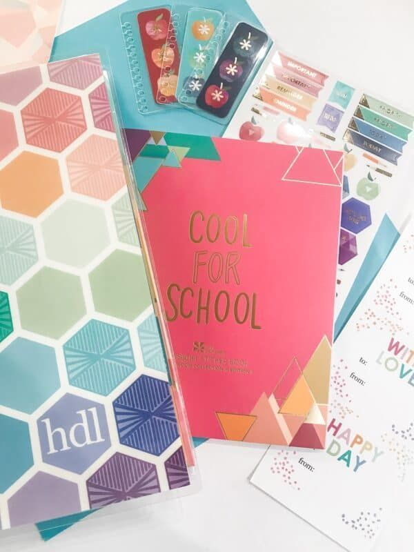 The Erin Condren Teacher Lesson Planner for an Organized School Year! Beautiful + Functional Teacher Planner you can't live without! Want to get organized this school year?  The Erin Condren Teacher Planner is the most thorough and most adorable lesson planner EVER.  #ECSQUAD #teacher #teacherplanner #erincondren #homeschool #classroom #backtoschool #organized #organization #teacherappreciation #teachergift #fortheclassroom #teacherplannerfree The Erin Condren Teacher Lesson Planner for an O #teacherplannerfree