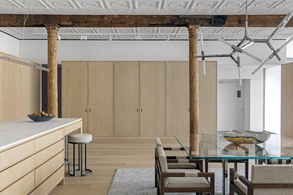 Photo 3 Of 14 In This Elegant Industrial Soho Loft Is