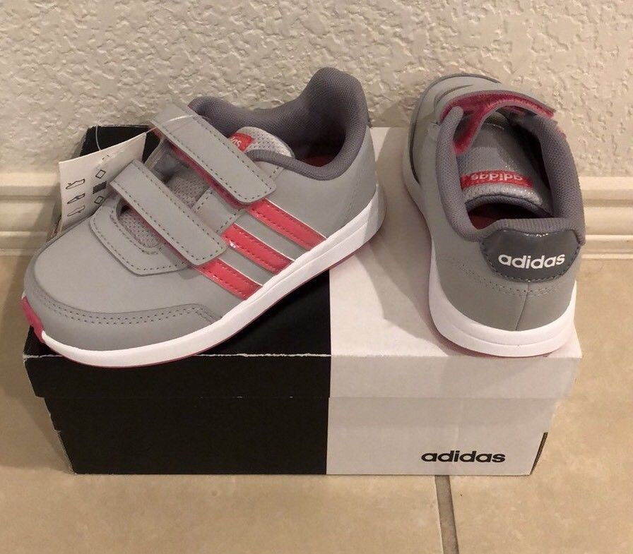Adidas Toddler Girl Shoes | eBay | kids fashion | Toddler