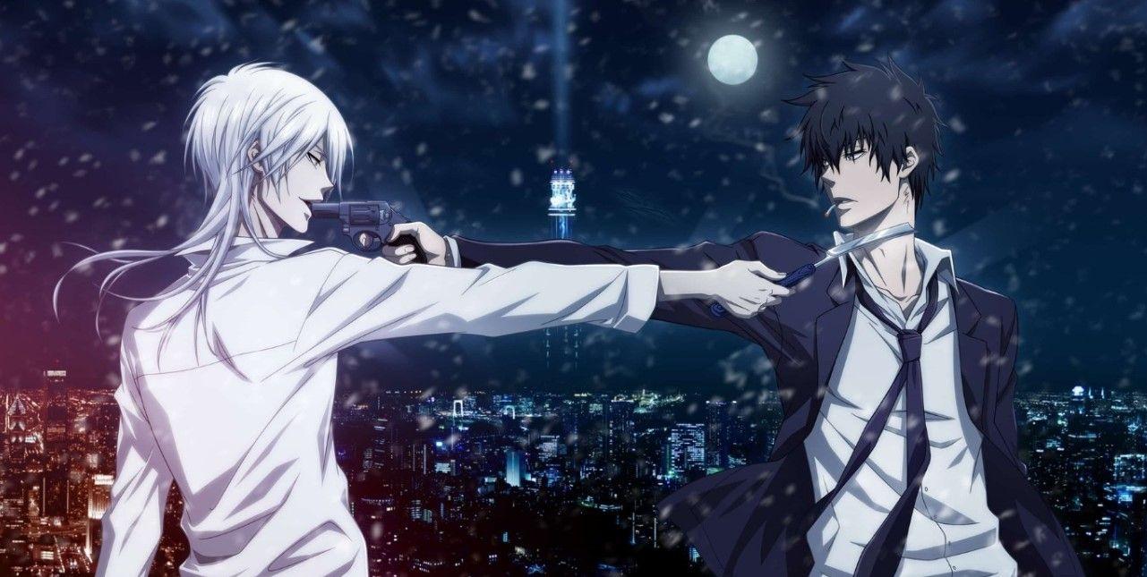 PsychoPass Season 3 Psycho pass, Anime fight, Good
