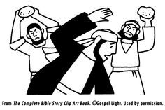 The Stoning Of Stephen Sunday School Coloring Pages Bible Coloring Pages Bible Crafts
