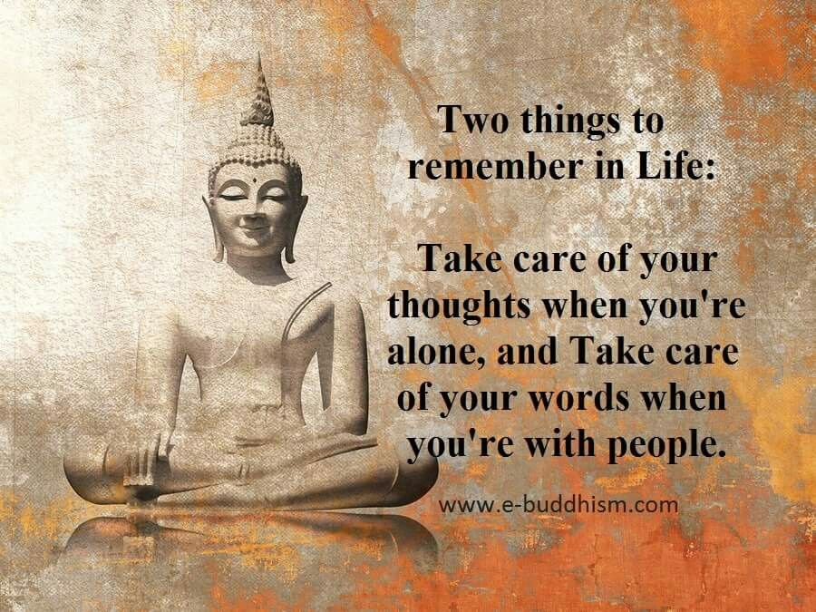 Buddhist thoughts on dating
