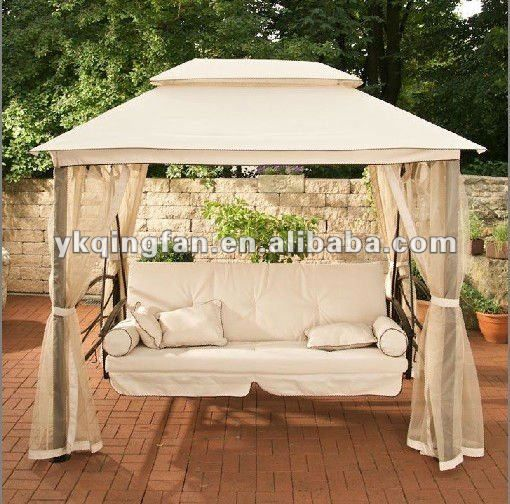Deluxe Porch Swing With Canopy - Buy Porch SwingsPatio Swing With CanopyOutdoor Porch Swing Product on Alibaba.com & lawn swings with canopy | deluxe porch swing with canopy | Canopy ...