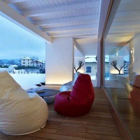 Horizontal Space Is A Residential Project Designed By Damilano Studio  Architects And Is Located In Peveragno