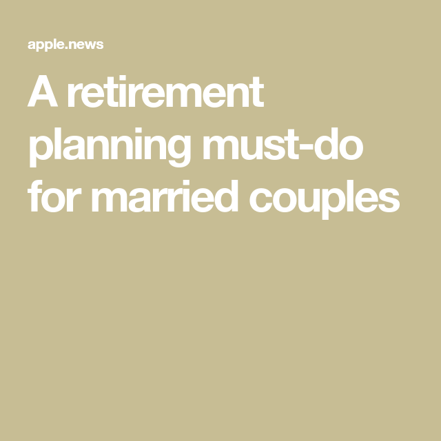 A retirement planning must-do for married couples — CBS News  A retirement planning must-do for married couples Best Picture For  Financial Planning career  For Your Taste You are looking for something, and it is going to tell you exactly what you are looking for, and you didn't find that picture. Here you will find the most beautiful picture that will fascinate you when called  Financial Planning layout . #CBS #Couples #married #mustdo #News #Planning #Retirement