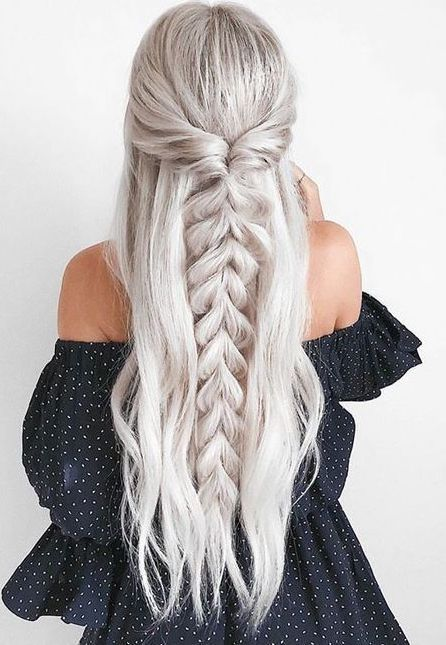 12 Easy Braids For Long Hair
