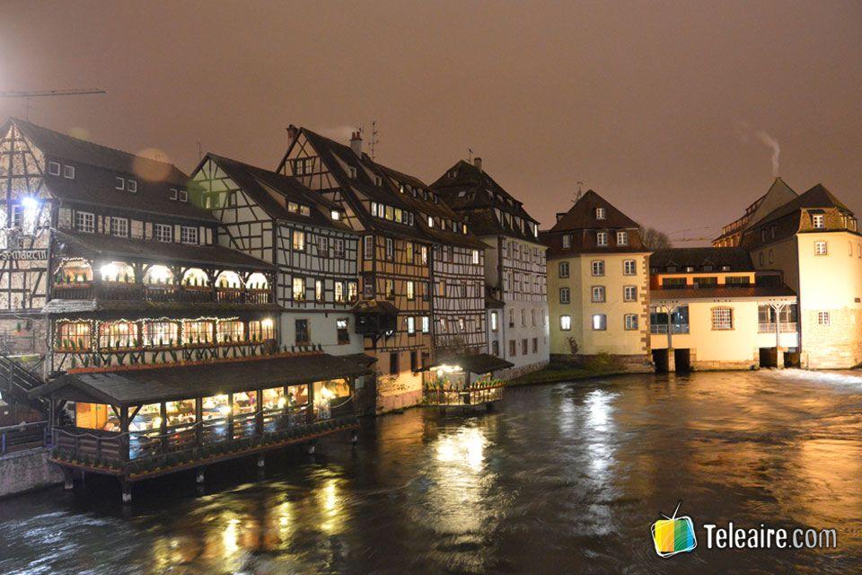 Capital De La Navidad En Europa Teleaire Multimedia Estrasburgo Galerías De Fotos Alsacia