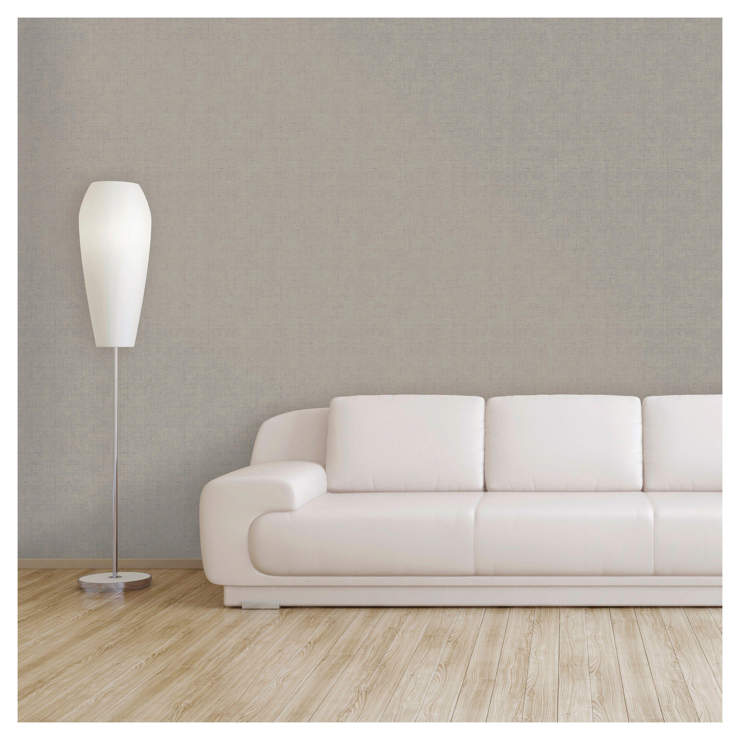 Weave Peel & Stick Wallpaper Gray/Silver Project 62